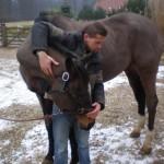 manipulation cheval C7/T1